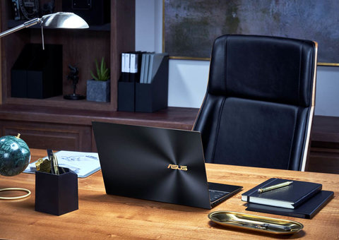 Asus' next-generation ZenBooks are light, bright and fast as hell