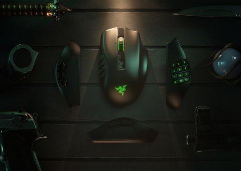 Razer's Naga Pro gaming mouse is a modular precision instrument