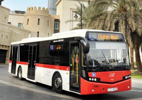 Robot bus drivers? Dubai will use AI to improve public transportation