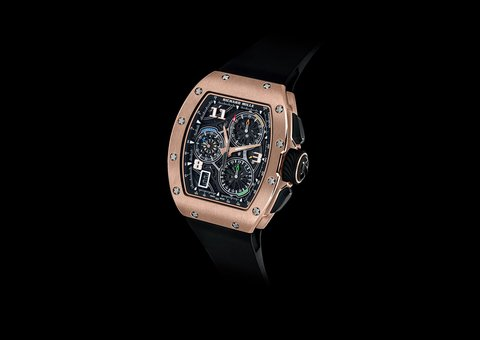 Richard Mille unveil RM 72-01 with in-house chronograph