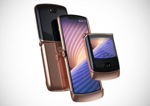 Motorola RAZR 5G packs a better screen, big speed boost