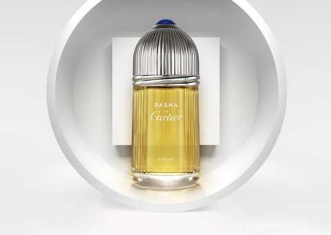 Cartier updates its Pasha fragrance