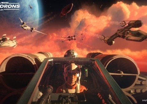 Star Wars: Squadrons trailer looks at the Imperial campaign