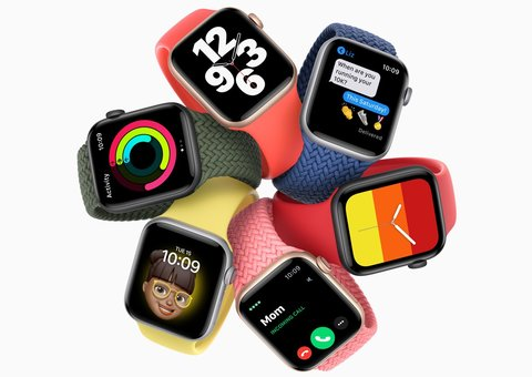 Apple launches 2 new watches; puts fitness at the forefront