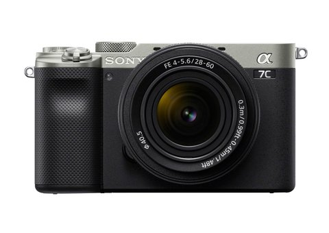 Sony's Alpha 7C is the smallest full-frame camera in existence