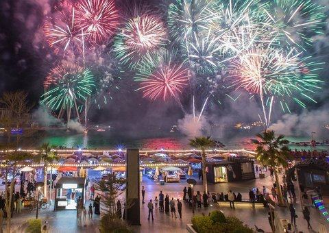 Expect fireworks in Dubai on Thursday for Home Festival
