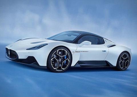 Can the Maserati MC20 save the Italian car brand?