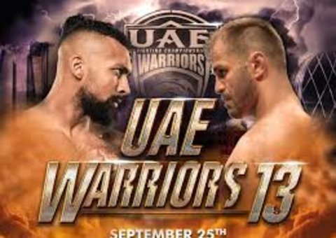 What is Warriors Arabia? The UAE's new MMA organization
