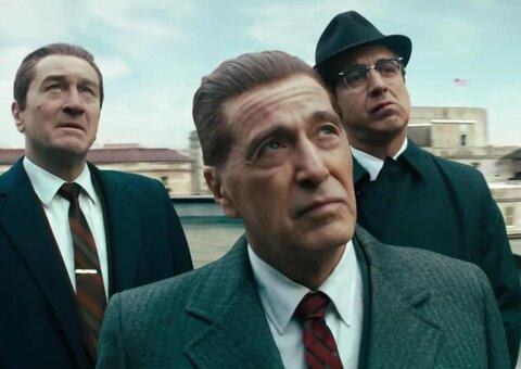 Robert De Niro and Al Pacino 'never really rehearsed for scenes'
