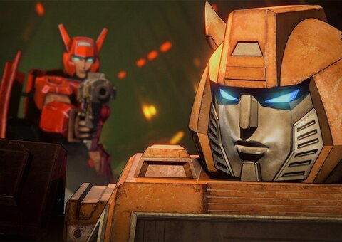 Netflix releases first Transformers Earthrise trailer