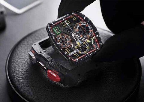 This RM 65-01 is Richard Mille's most complex watch ever