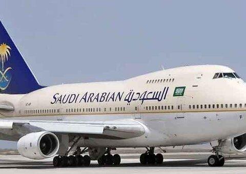 Saudi Arabia suspends all flights for one week