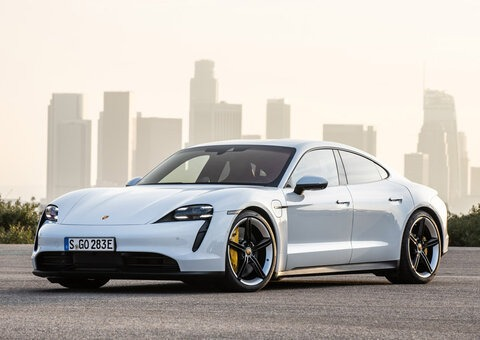 Is the Porsche Taycan the world's most innovative car?
