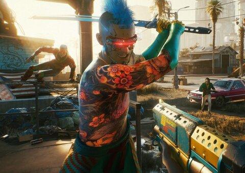 Despite its botched release, Cyberpunk 2077 has flogged 13-million copies