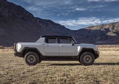 The all-electric Hummer sold out in just 10 minutes