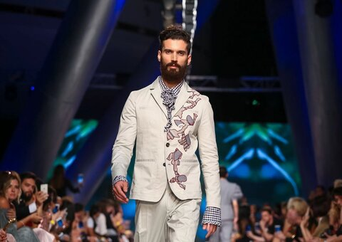 The first Arab Men's Fashion Week launches in January 2021