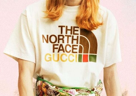 The North Face x Gucci collaboration drops today