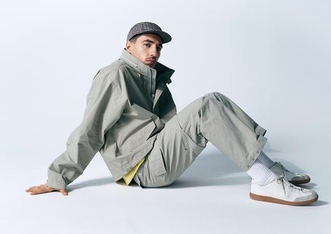 Arsenal's Héctor Bellerín curates his own menswear collection with H&M