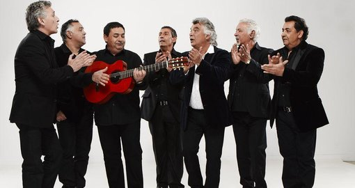 WIN! Tickets to see the Gipsy Kings live