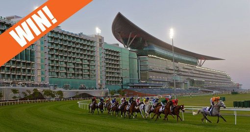 WIN! Tickets to the Dubai World Cup 2017