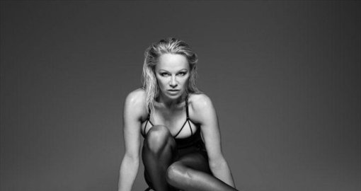 Pamela Anderson looks incredible in new lingerie campaign