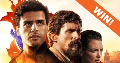 WIN! Cinema tickets to see The Promise