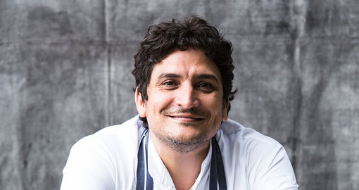 "Chef Mauro Colagreco: ""Five dishes that changed my life."""