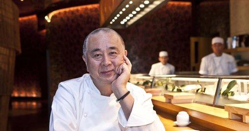 """Chef Nobu Matsuhisa: """"Five dishes that changed my life."""""""