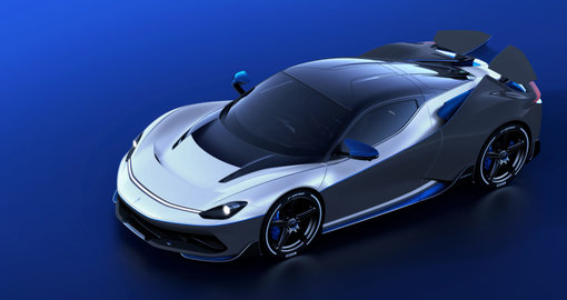 Pininfarina's Battista Anniversario GT is a US$3-million luxury hypercar