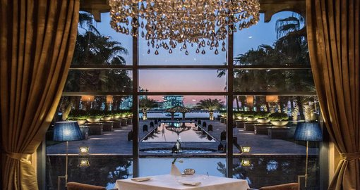 Celebrities by Mauro Colagreco review: can sustainable be sexy?