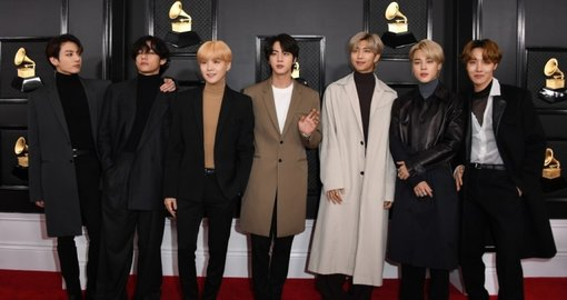 BTS want to teach you Korean while self-isolating