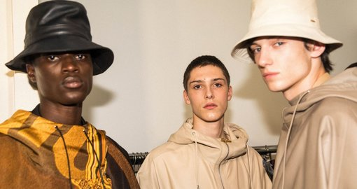 Dunhill collaborated with Kenta Cobayshi for S/S20, and the results are epic