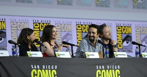 Comic-Con is going virtual this year