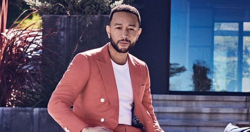 John Legend is looking forward to wearing shoes again