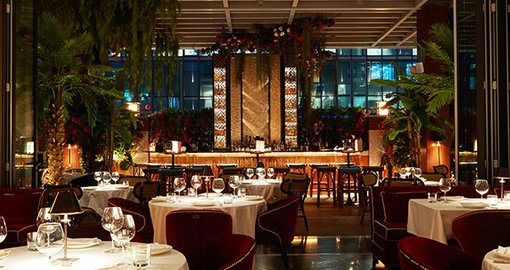 Dubai restaurant Shanghai Me is re-opening this week