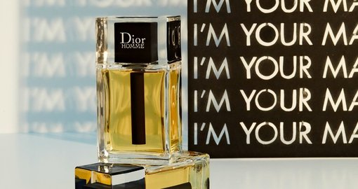 The new Dior Homme fragrance is as refreshing as it is familiar