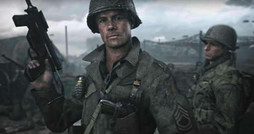Call of Duty WWII is free on PS4 starting tomorrow
