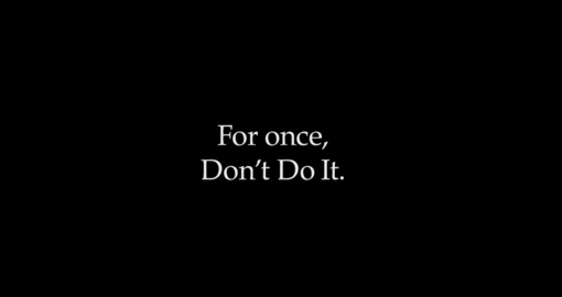 Nike releases 'don't do it' video to combat racism