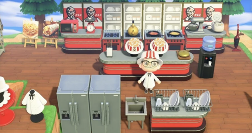 KFC just put a restaurant inside a video game