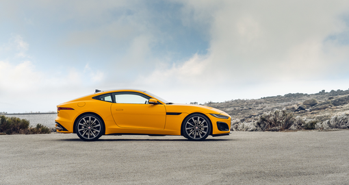 The new Jaguar F-Type has improved in all the right places