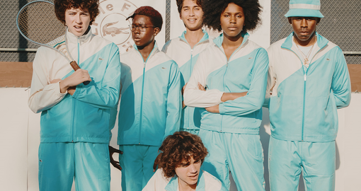 Why brands are revisiting the golden age of tennis style