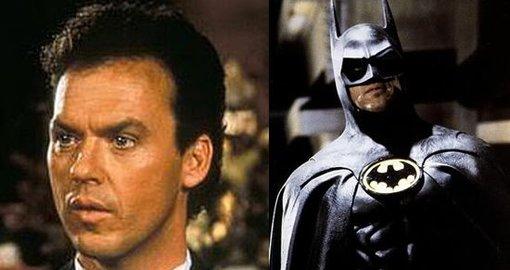 Michael Keaton may return as Batman in a Flash Movie