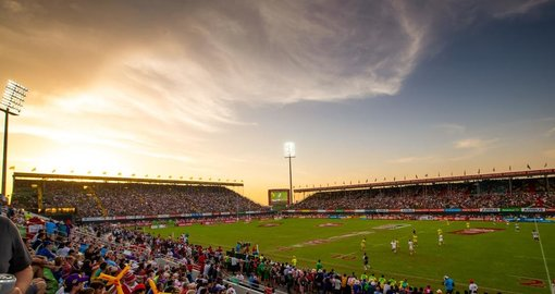 The Dubai Rugby 7s tournament for 2020 has been cancelled