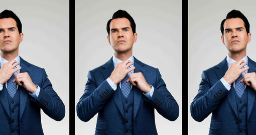 Comedian Jimmy Carr is coming to Dubai in August