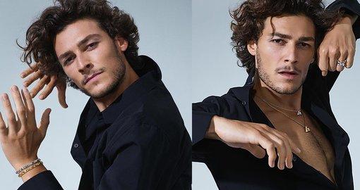 Louis Vuitton launch unisex campaign for its LV Volt jewellery line