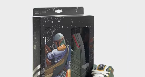 Adidas new Boba Fett shoes will please the Mandalorian in you