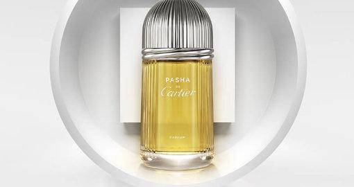 Cartier updates its Pasha fragrance