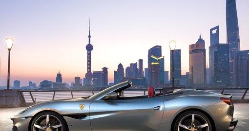 Ferrari's Portofino 'M' is its new 'entry-level' sports tourer