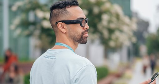 Soon, you will be able to buy smart Facebook Sunglasses