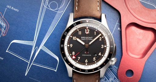Bremont and Rolls-Royce join forces for new pilot's watch